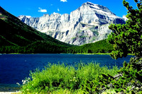 National Park - Waterton Canada